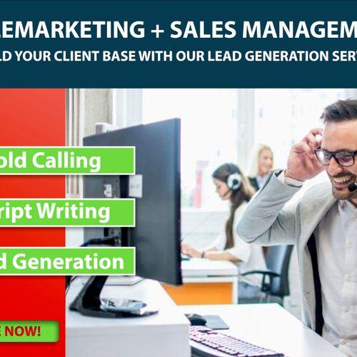Telemarketing & Sales Management