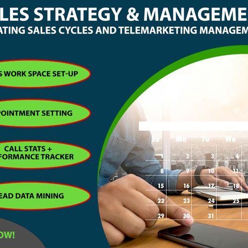 Sales Strategy & Management