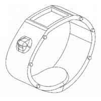 led wrist band - patent #d0874698