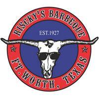 RISCKY'S BARBECUE EST 1927 FT. WORTH, TEXAS TM #5701211