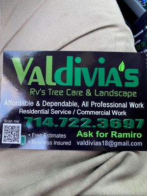 Avatar for Rv tree service and landscape