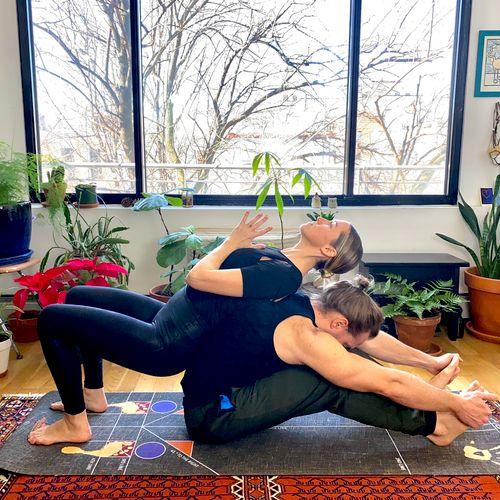 Flexibility comes through letting go