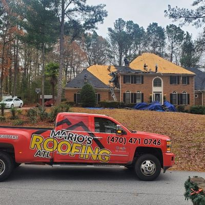 Avatar for Marios roofing and gutters