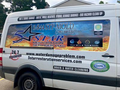 Avatar for 5Star Restoration Services