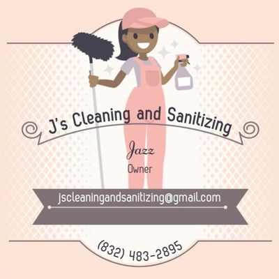 Avatar for J's Cleaning and Sanitizing