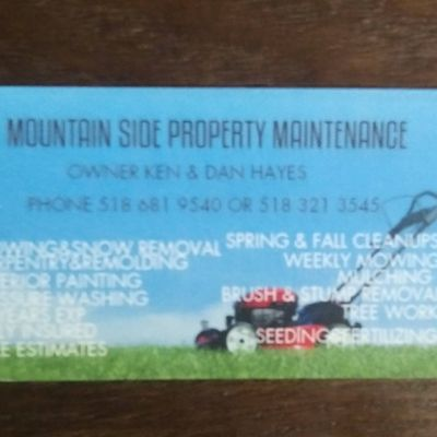 Avatar for Mountain Side Property Maintenance