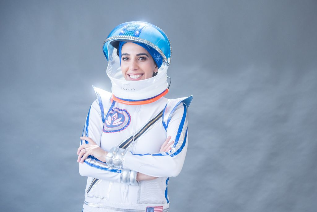 Laila Alieh: The Math Astronaut