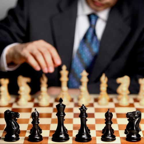 Pawns are only for chess, Accounting  services for your next move!