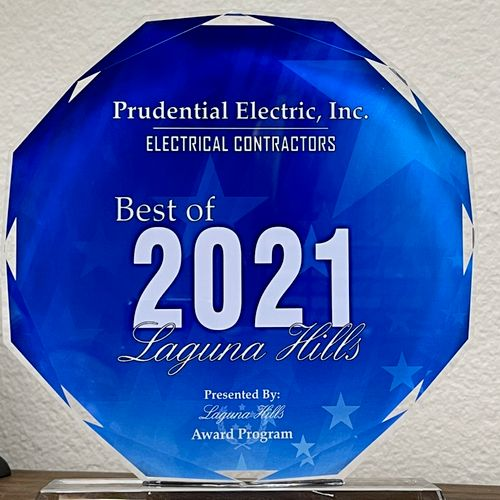 Nominated Best of 2021!