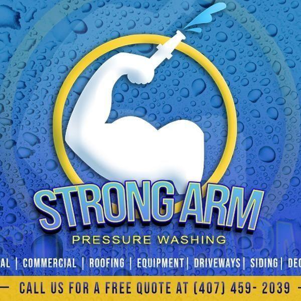 Strong Arm Pressure Washing LLC