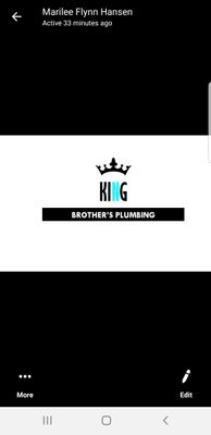 Avatar for King Brothers Plumbing