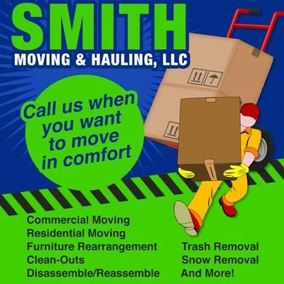 Avatar for Smith Moving & Hauling LLC
