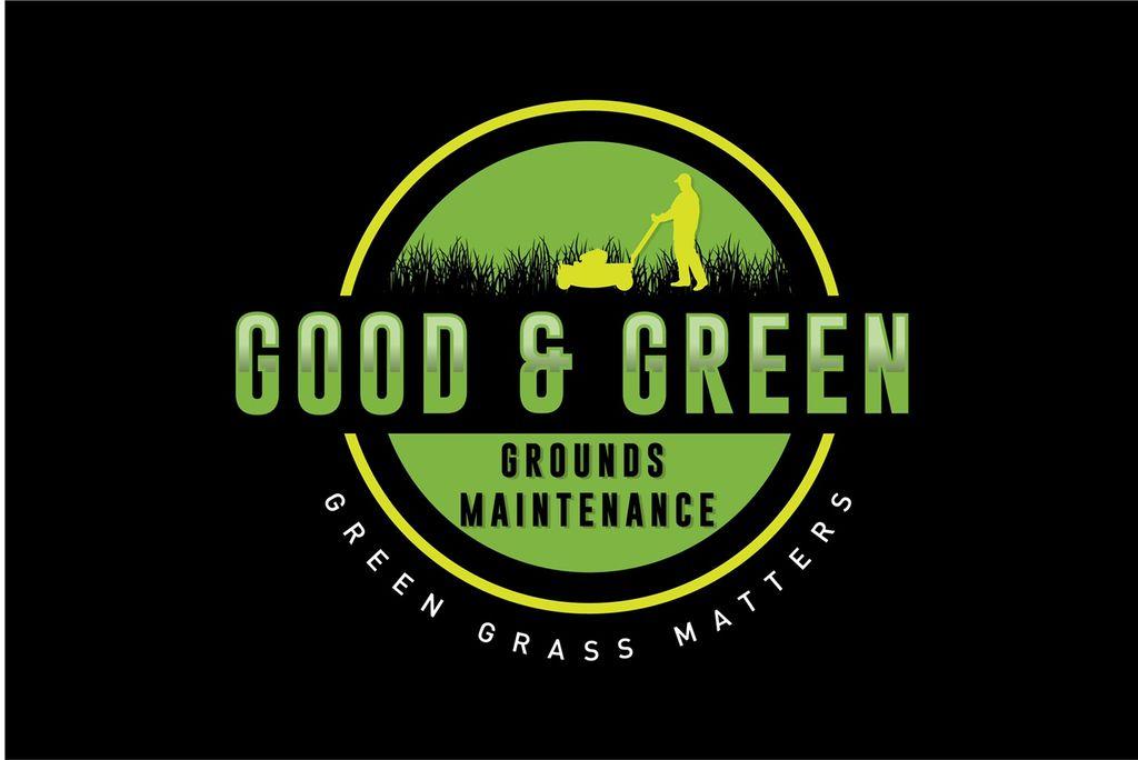 Good & Green Grounds Maintenance