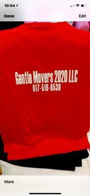 Avatar for Gentle movers 2020 llc