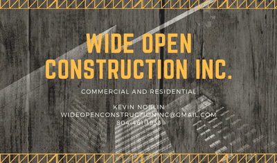 Avatar for Wide Open Construction Inc