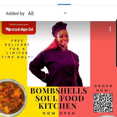 Avatar for Bombshell Soul Food Kitchen LLC