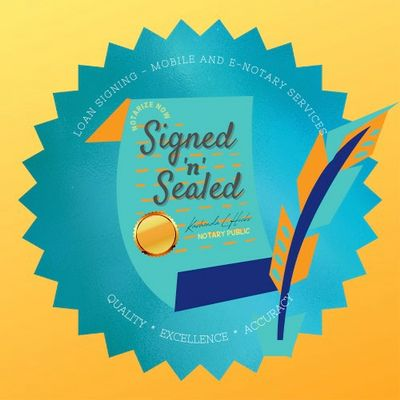 Avatar for Signed 'n' Sealed