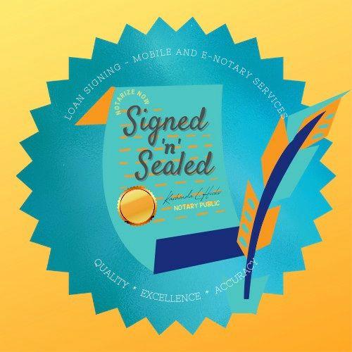 Signed 'n' Sealed
