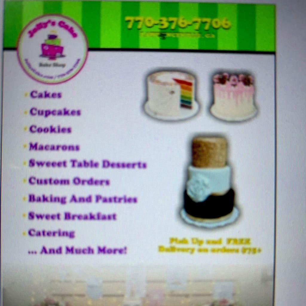 Jolly's Cake