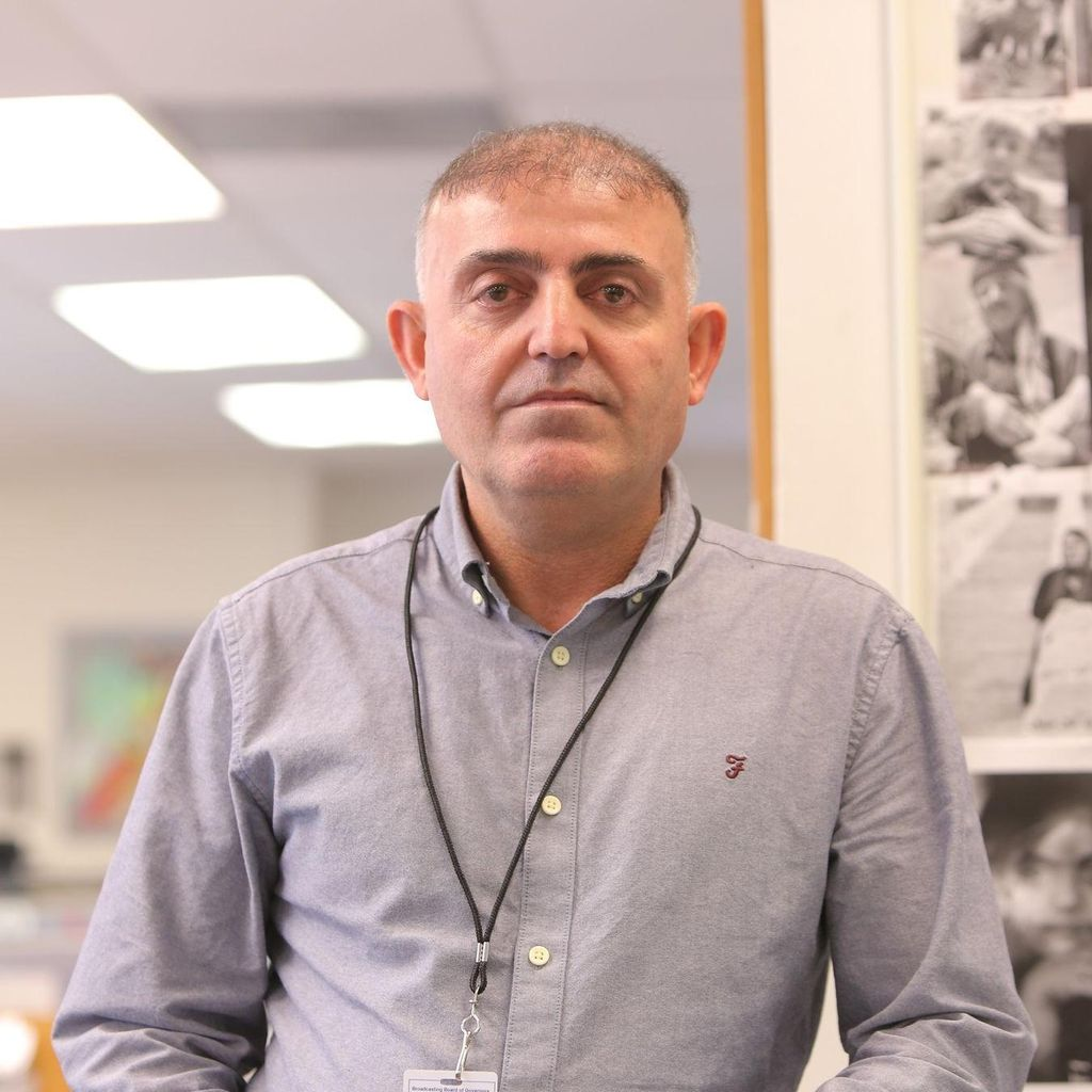 "Kurdish"" Kurmancî"" , Arabic  Instructor"