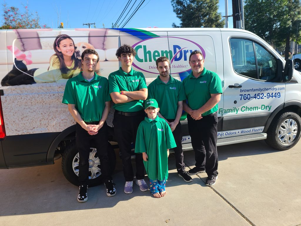 Brown Family Chem-Dry