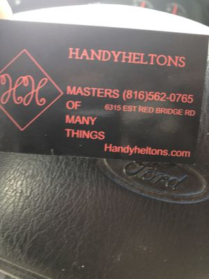 Avatar for Handy Heltons-Family owned
