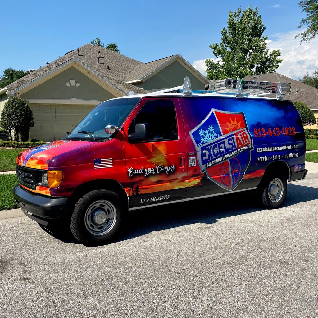 Excelsiair Air Conditioning And Heating