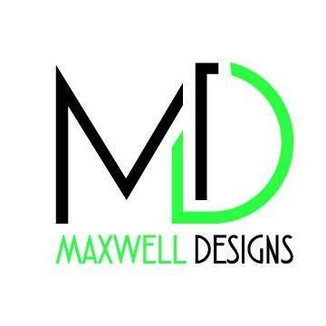 Maxwell Designs |Logo and Website Design
