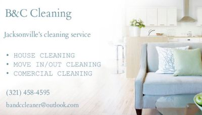 Avatar for B & C cleaning