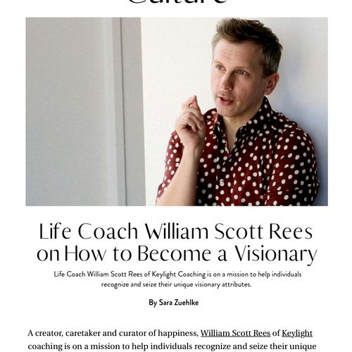 Q+A with Artful Living magazine.