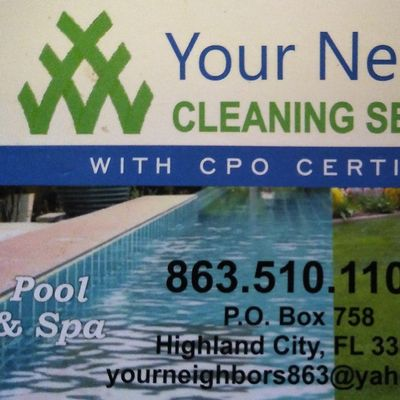 Avatar for Your Neighbors Cleaning Service