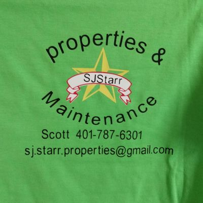 Avatar for SJStarr properties and maintenance