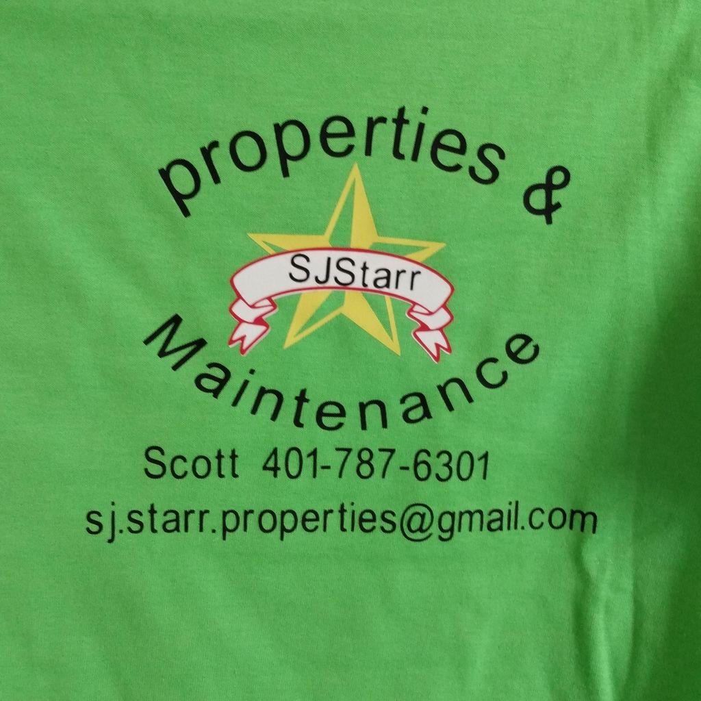 SJStarr properties and maintenance