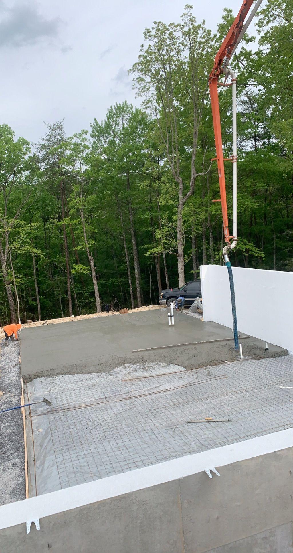 Antonio's concrete service