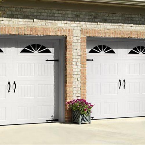 Single Car Garage Doors