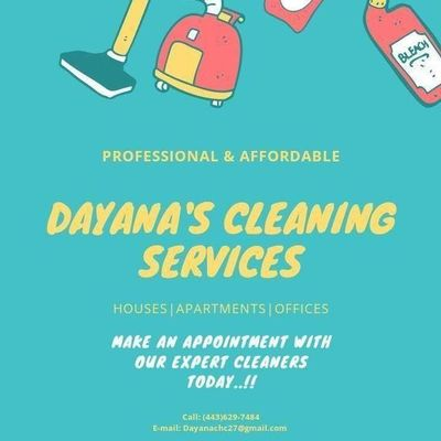 Avatar for Dayana's Cleaning Services