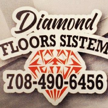 Diamond Floor Systems and  interior painting