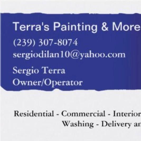 Terra's Painting & More