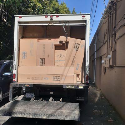 Avatar for Demmvi Movingboxtruck