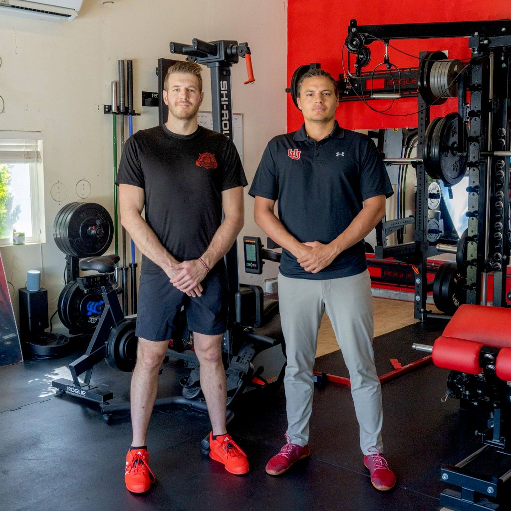 Chris Bell and Will Antwy, Fitness Professionals