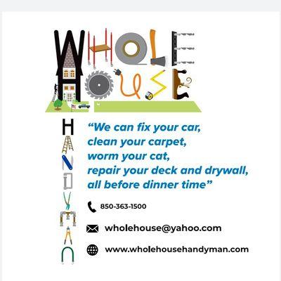 Avatar for Whole House Handyman