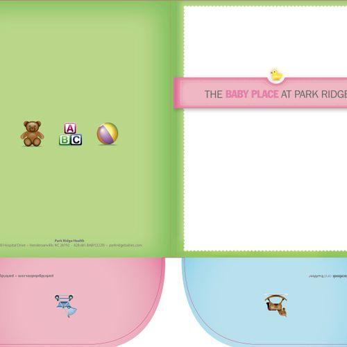 Hospital Pocket Folder