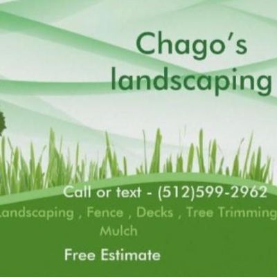 Avatar for Chago's landscaping