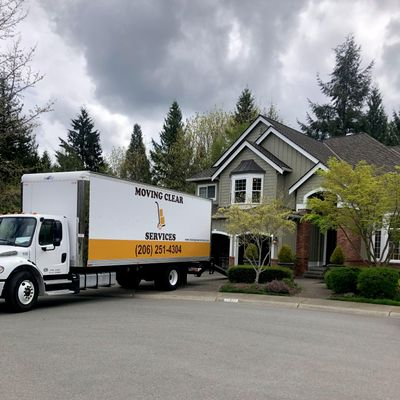 Avatar for MOVING CLEAR SERVICES