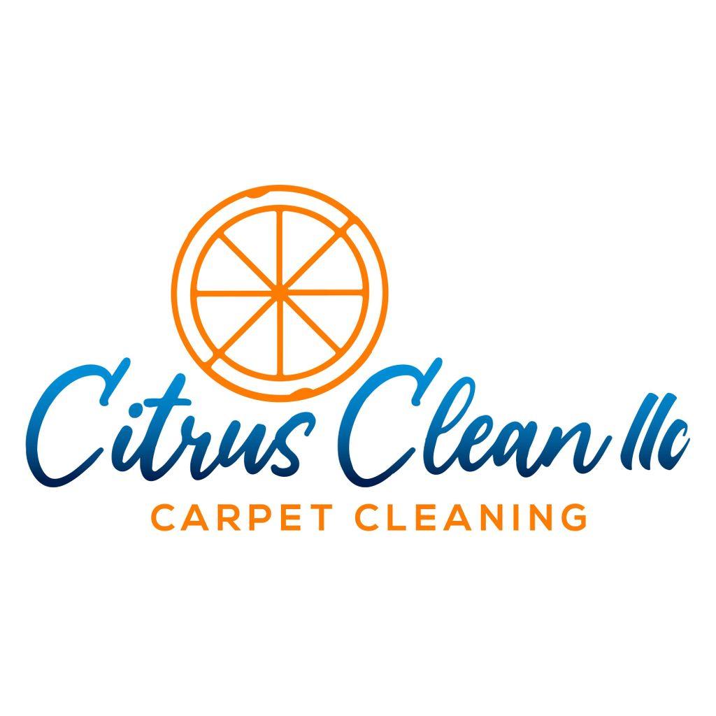 Citrus Clean llc carpet cleaning