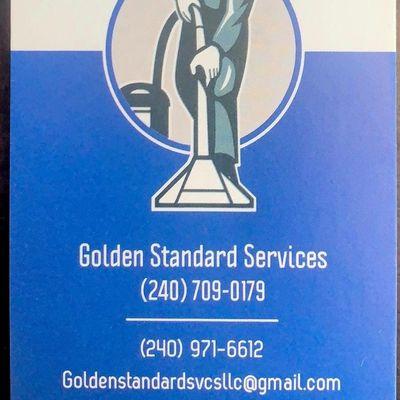 Avatar for Golden standard Services