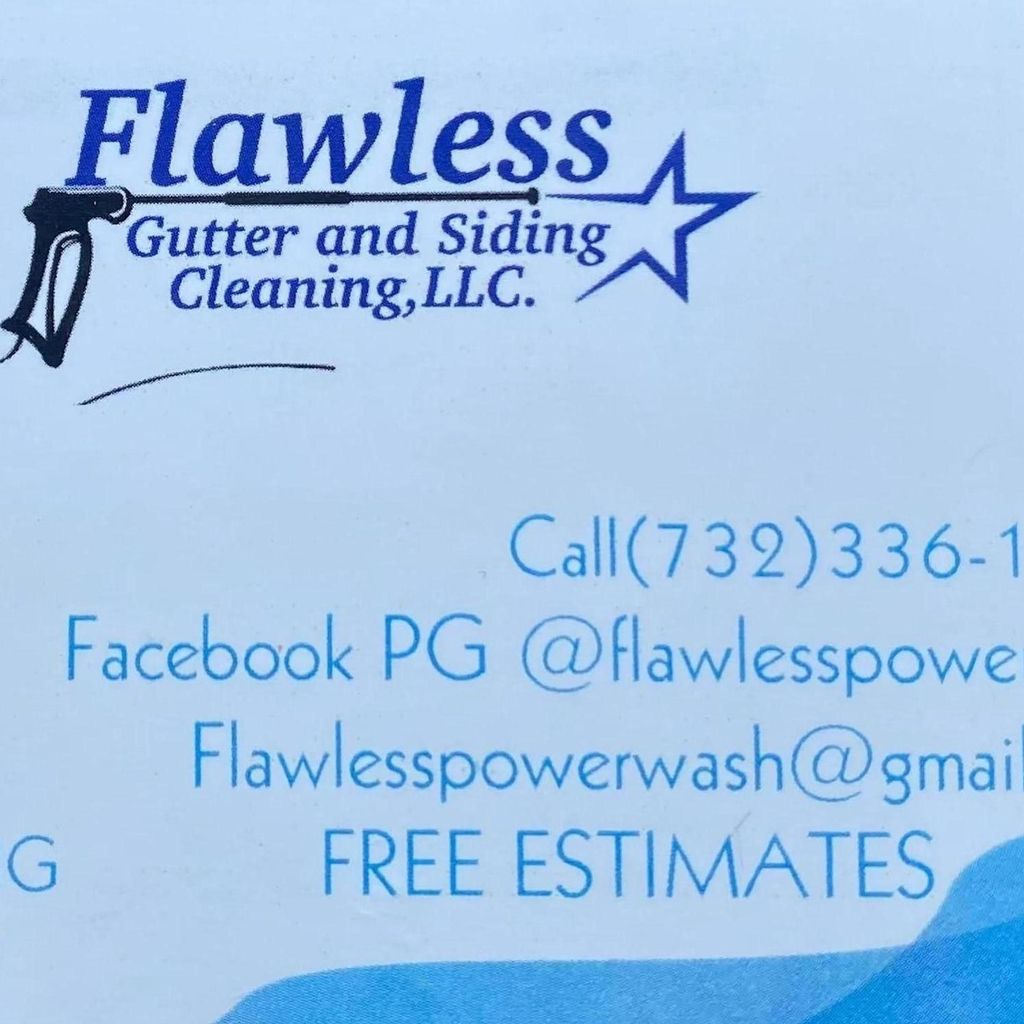 Flawless Gutter And Siding Cleaning LLC