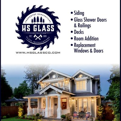 Avatar for HS Glass LLC