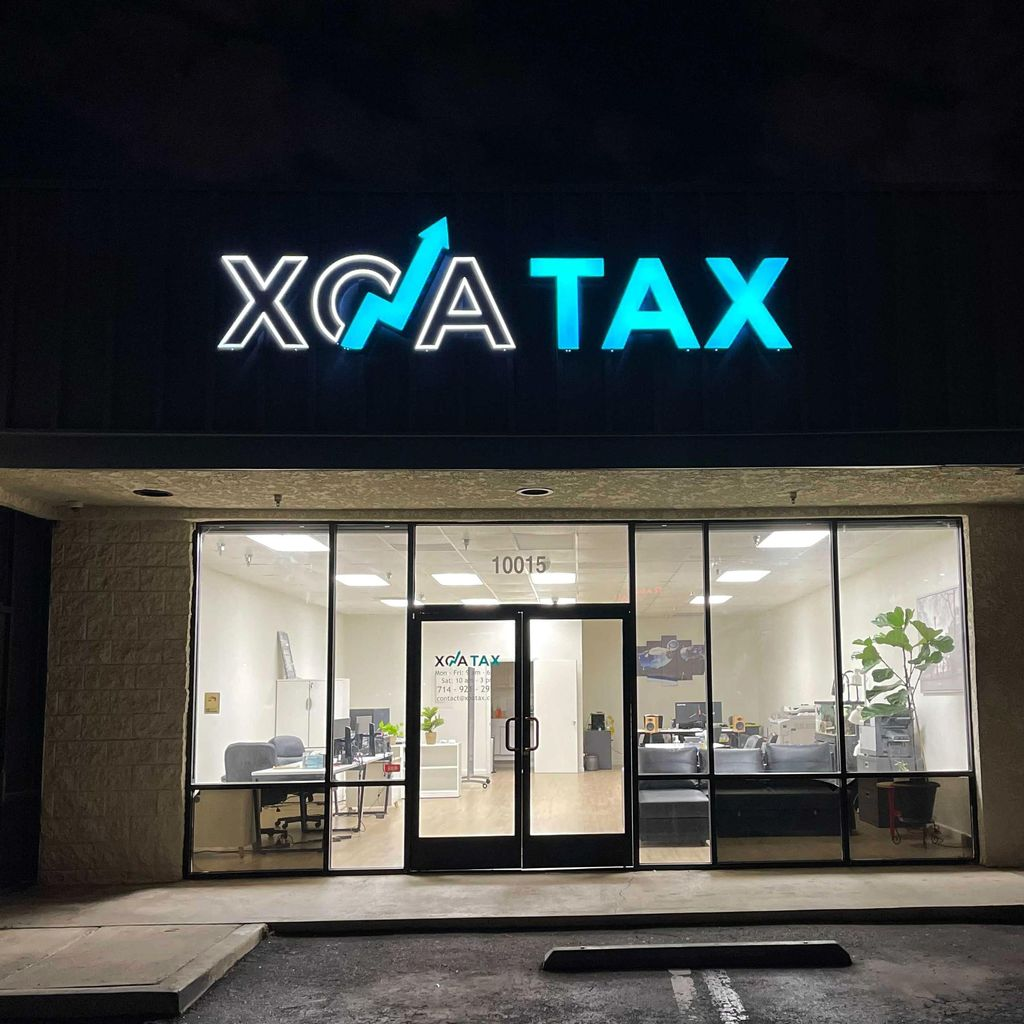 XOA Tax, CPA & Accounting Firm