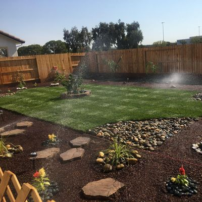 Avatar for Tesh's lawn sprinklers and fence services
